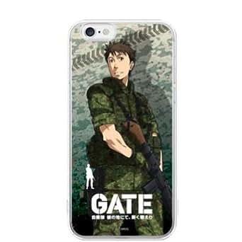 『GATE 自衛隊 彼の地にて、斯く戦えり』 iPhone6s/6カバー 伊丹耀司
