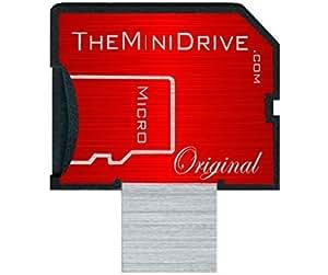The MiniDrive | microSD Adaptor | MacBook Air/Retina/Pro