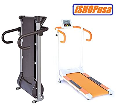 (NEW!!!) Auwit AUW-500 Series Electric Motorized Folding Treadmill With Built-in Speakers For Music Playback (AUX input)
