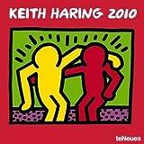 2010 Keith Haring Grid Calendar