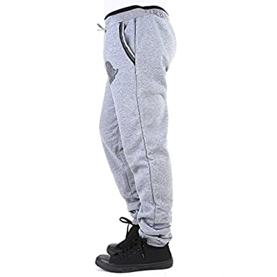 Thrill Jean's Men's Premium Fleece Jogger Pants by Urban Republic