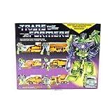 Transformers G1 Yellow Devastator / Constructicons Reissue Gift Set