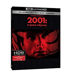 2001: A Space Odyssey [4K Ultra HD + Blu-ray]