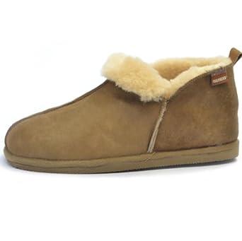 GENTS SHEEPSKIN BOOTEE SLIPPERS ANTON (7)