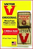 Victor Original Mouse Traps 8 Pack