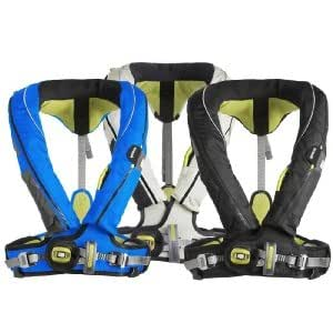 Spinlock Deckware PFD: Deck Vest Life Jacket