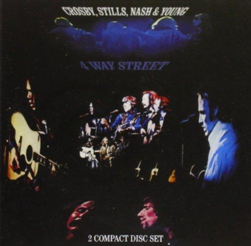 Crosby, Stills, Nash &Amp; Young - 4 Way Street  (Disc 1) - Zortam Music