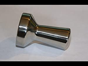 Stailess Steel Coffee Tamper, Italy. Size - 52mm by 1-800-espresso.com