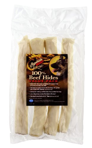 Rawhide Brand 9-Inch by 1-Inch Natural Roll,
