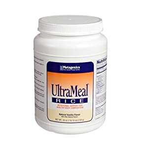 Metagenics UltraMeal RICE Vanilla 26oz (728g)1lb 10oz