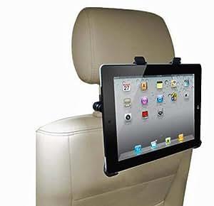LUPO voiture appui-tête titulaire cas pour iPad 2, 3, 4