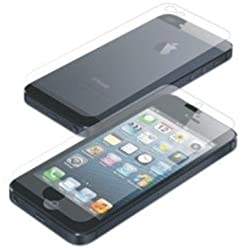 iAccy - Screen Protector for Screen and Back of Iphone 5(Antiglare)