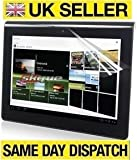 *PACK OF 5* Lcd Screen Protectors for Sony Xperia Tablet S (9.4-inch) Retail Packed & Cleaning Cloth
