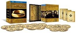 ロード・オブ・ザ・リング エクステンデッド・エディション トリロジーBOX【Blu-ray】