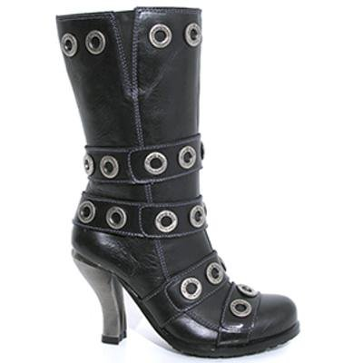 New Rock Malicia Boots Women - Black - Euro 36 / UK 3.5