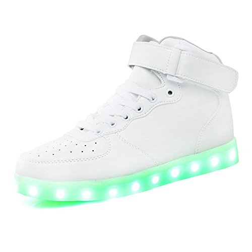 KaLeido-Unisex-High-Top-USB-Charging-7-Colors-LED-Shoes-Flashing-Sneakers