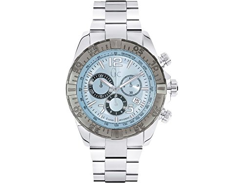 GC by Guess orologio uomo Sport Chic Collection Sport Racer cronografo Y02005G7