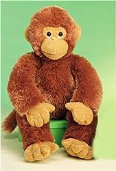 "Maynard Monkey 14"" by Princess Soft Toys"