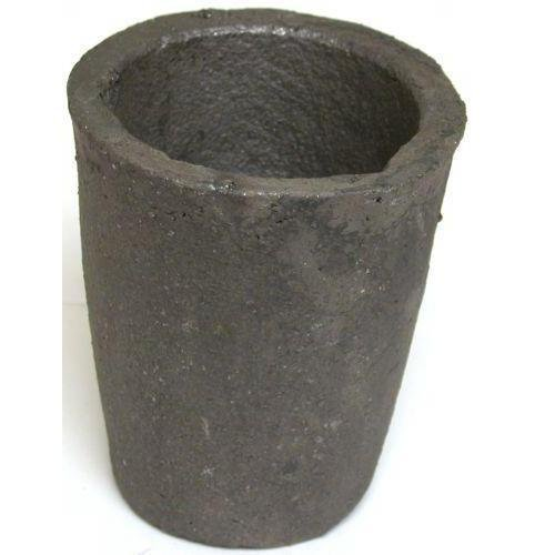 Graphite Crucible Jewelers Gold Silver Casting Sz 4/0