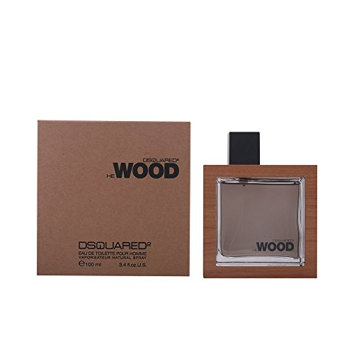 Dsquared2 Wood, Eau de Toilette da uomo, 100 ml