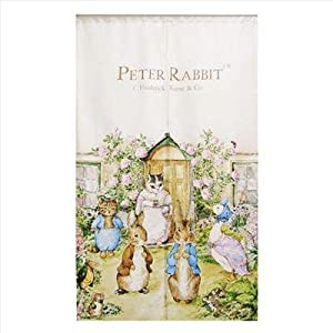 Beatrix potter curtains