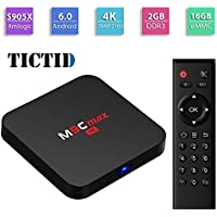 TICTID M9C max 16GB Streaming Media Player (Black)