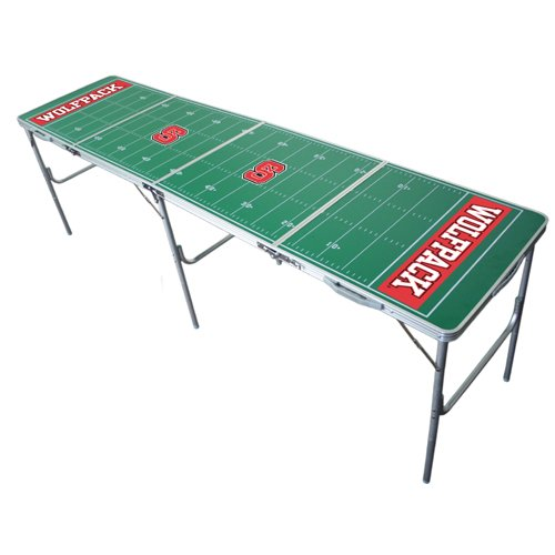NCAA North Carolina State Wolfpack Tailgate Ping Pong Table With Net