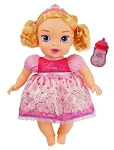 Amazon Com Disney Princess Deluxe Baby Aurora Doll Toys