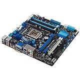 ASUS P8Z77-M PRO- LGA1155 Intel Z77 Chipset MicroATX Motherboard DDR3 SATA 6Gb/s HDMI/DVI/VGA 8CH HD Audio Gigabit LAN PCIE3.0 USB3.0