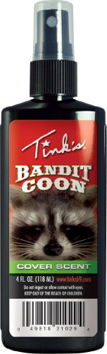 Tink's Bandit Coon Power Cover Scent (4-Ounce)
