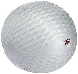 Body Sculpture Medicine Ball/Toning Ball, 3kg (Silver)