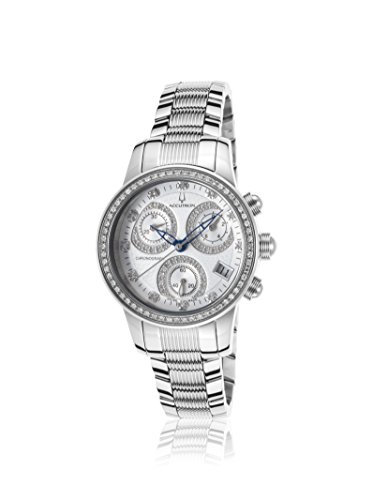 Bulova Women's ACCUTRON-26R38 Masella Stainless Steel Watch