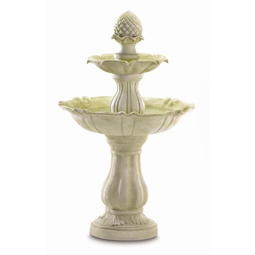 Acorn Design Home Garden Decor Water Feature Fountain
