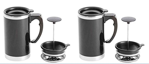 thermique thermal coffee press 3 cup french presses. Black Bedroom Furniture Sets. Home Design Ideas