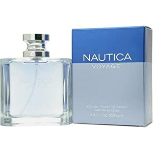 Nautica Voyage By Nautica For Men. Eau De Toilette Spray 3.4 oz $13.53