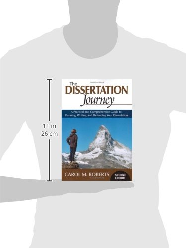 my dissertation journey Discover the resources take advantage of the campus and online support systems you need to complete your dissertation and throughout the doctoral journey.