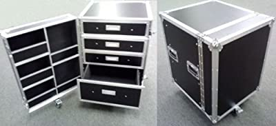 Marathon MA-WORKBOX1000 Mixer Case with Drawers