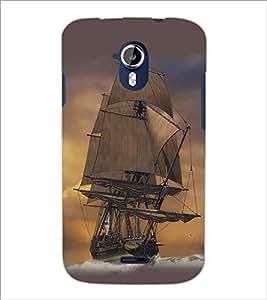PRINTSWAG SHIP Designer Back Cover Case for MICROMAX A116 CANVAS HD