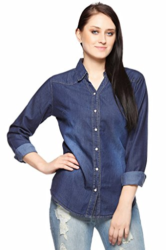 Skill by Fasnoya Women's Denim Shirt