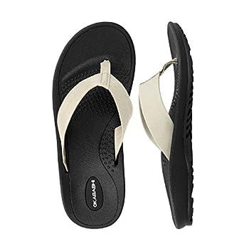 Men's Indigo Flip Flops