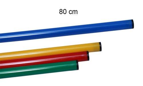 Bild von: Agility Hundesport - Stange, Länge 80 cm, Ø 25 mm, blau