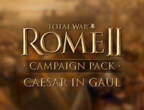 Total War: Rome Ii - Caesar In Gaul [Online Game Code] front-1026915