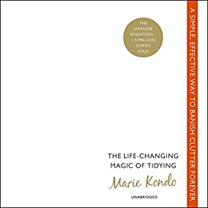 The Life-Changing Magic of Tidying | Livre audio