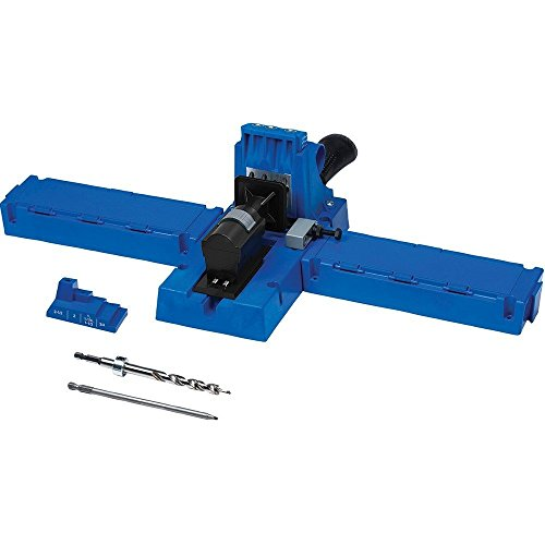 Kreg K5 Pocket-Hole Jig With Sk03 Pocket Hole Screw Kit