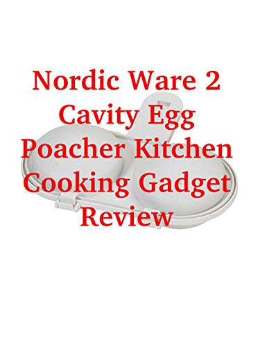 Review: Nordic Ware 2 Cavity Egg Poacher Kitchen Cooking Gadget Review