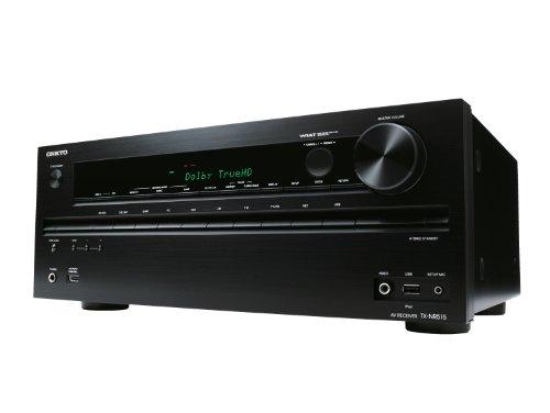 Onkyo TX-NR515 7.2 Channel Network A/V Receiver - Black