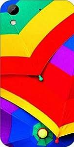 FotoAdda Designer Printed Back Cover for HTC Desire 626