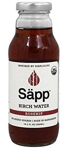Säpp Birch Water, Rosehip