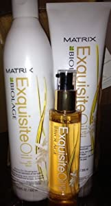 Matrix Biolage Exquisite Oil Kit