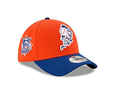 MLB New York Mets 2T Patched 39Thirty Stretch Fit Cap